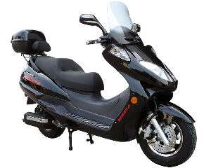 Market Scooters - Roketa Gas Powered Scooters 250cc
